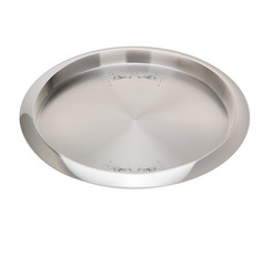 serving tray vector image