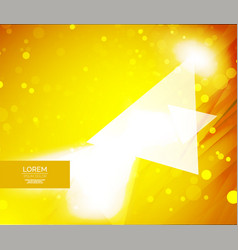 Shiny glittering light background vector