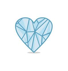 Crystal love vector