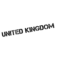 United Kingdom rubber stamp vector
