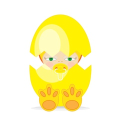 Easter Baby GEGG vector