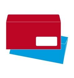 Euro-size envelope vector