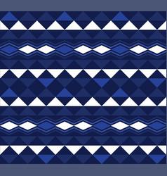 hawaiian tribal decorative tattoo seamless pattern vector image