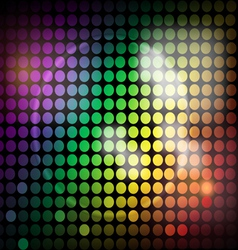 Bright Lites vector image