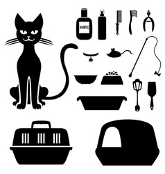 cat tools vector image