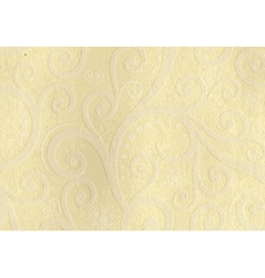 Old yellow grunge paper vector