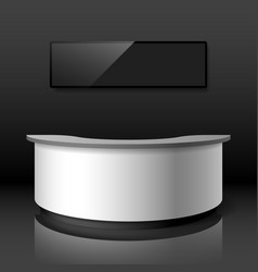 Reception counter vector