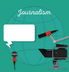 Journalism and news vector