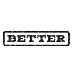 Better watermark stamp vector
