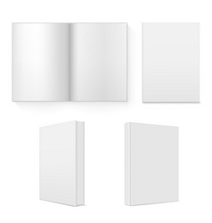 book copybook textbook schoolbook workbook vector image