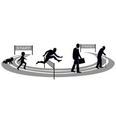 Human development vector