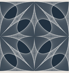Symmetrical pattern vector