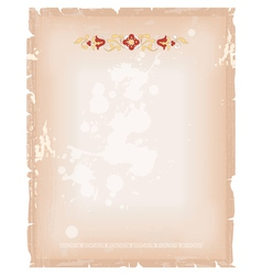 background for invitation vector image vector image