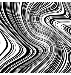 Abstract background of waves vector