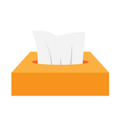 napkins in box vector image