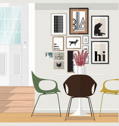 Ideas about dining room vector