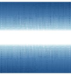technology dashes stripe vector image