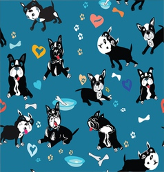 Doggies vector