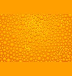 Orange slime 02 vector