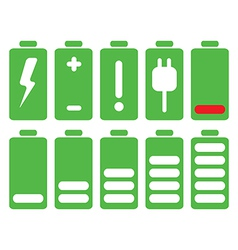 charing green vector image
