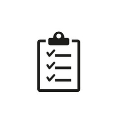 list records vector image