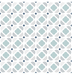 abstract geometric seamless pattern in vector image