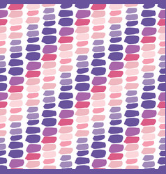 Colorful seamless pattern repeating background in vector