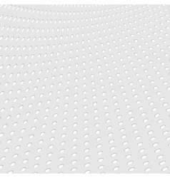 Grey paper dotted abstract background vector