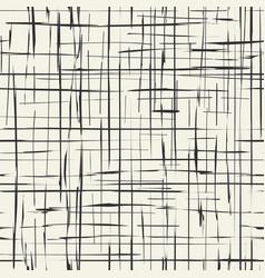 Grunge grid lines vector