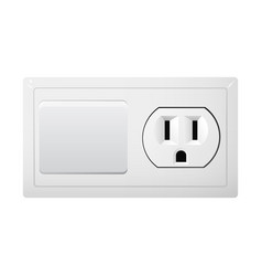 Socket type b with switch vector