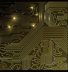 computer circuit board computer circuit board vector image