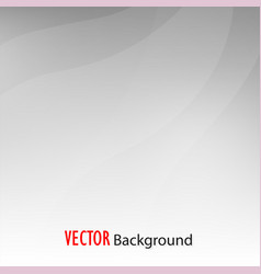 simple abstract background in grey color vector image