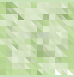 abstract polygonal mosaic background of triangles vector image