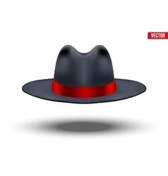 Classic Men Hat vector image