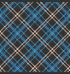 Classic tartanchristmas plaid seamless patterns vector
