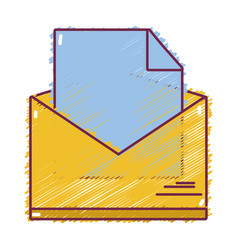 Folder file document information archive vector
