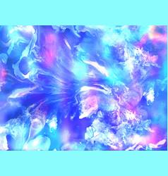 Liquid marble texture fluid art abstract vector