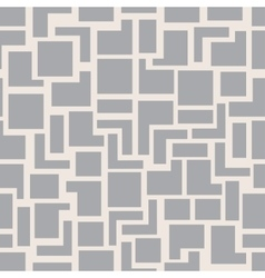 Modern seamless geometry pattern squares vector