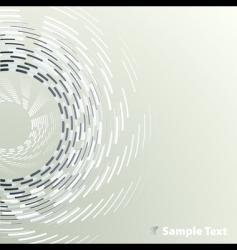 dashed abstraction vector image