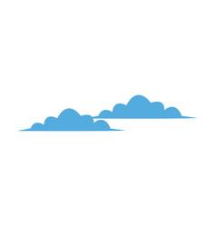 Cloud computing information storage technology vector