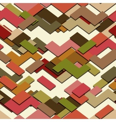 Abstract geometric pattern - vector image vector image