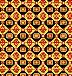 Pattern seamless tiles Lisbon vector