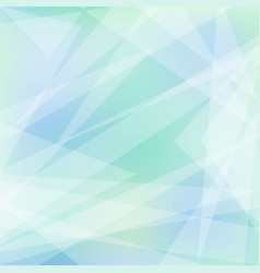 soft geometric abstract background in light colors vector image