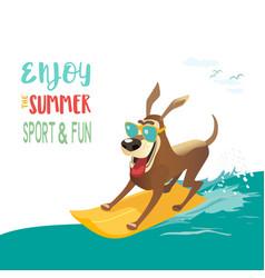 Summer fun sport vector