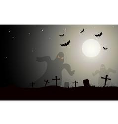 Halloween- vector image vector image
