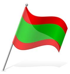 Flag of Transnistria vector