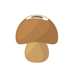 Mushroom food healthy product vector