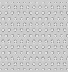 Abstract seamless texture with rounded forms vector