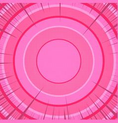 elegant comic bright concept vector image