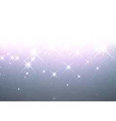 Luminous background vector